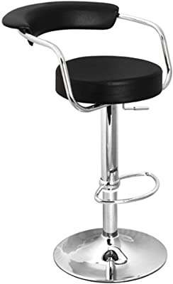 Incredible Amazon Com Modern Contemporary Adjustable Bar Stools Set Gamerscity Chair Design For Home Gamerscityorg