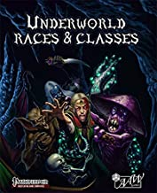 Underworld Races & Classes (Pathfinder)(AAWPFURC)