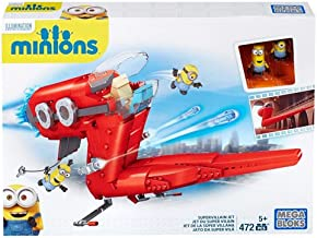 Mega Construx Minions Supervillain Jet