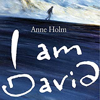 I Am David audiobook cover art