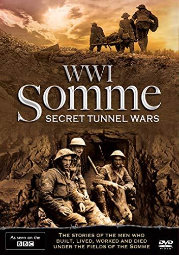 WW1 Somme - Secret Tunnel Wars - As seen on BBC [DVD]