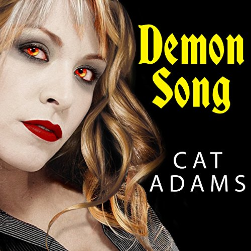 Demon Song: Blood Singer Series, Book 3 audiobook cover art