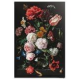 REINDERS Stilleben Blumen in Vase Jan Davidsz de Heem