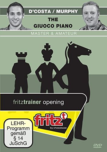 The Giuoco Piano - Master & Amateur: Video-Schachtraining