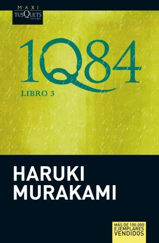 By Murakami, Haruki 1Q84 (Libro 3) Paperback - November 2012