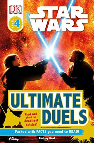 DK Readers L4: Star Wars: Ultimate Duels: Find Out about the Deadliest Battles! (Star Wars: Dk Readers, Level 4)