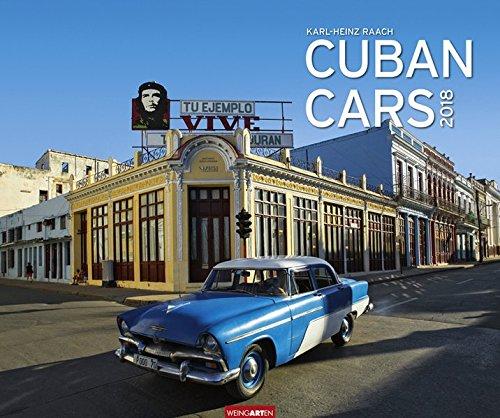 Cuban Cars - Kalender 2018