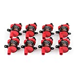 Bang4buck Set of 8 Ignition Coil Pack, No Misfire, Long Lasting Use Fits for Cadillac Chevrolet GMC V8 4.8L 5.3L 6L UF262 C1251 D-585 E254 E254P 52-1647 GN10119 IC413 10457730 19005218 8-10457-730-0