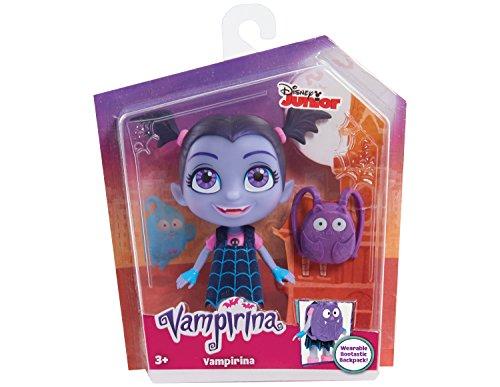 Vampirina-78105 Muñeca Básica, Multicolor (Bandai JPL78105)