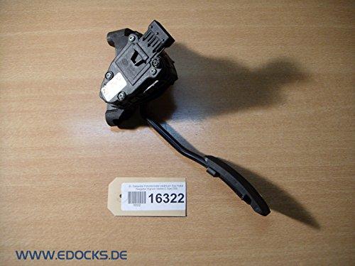 El. Gas Pedal Potenciómetro eléctrica Gas Pedal generador de gas Signum Vectra C Opel
