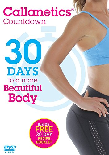 Callanetics Countdown - 30 Days To A More Beautiful Body [DVD] [Reino Unido]