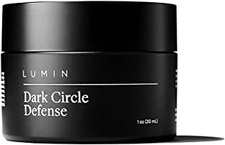 Men's Dark Circle Defense (1 oz.): Anti-Aging Korean Formulated Eye Cream Treatment - Reduce Fine Lines, Wrinkles, Eye Bags, Dark Circles - Experience a Rejuvenated Complexion - Achieve Your Best Look