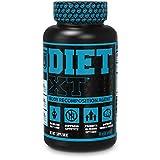 Diet XT Weight Loss Supplement - Caffeine Free Body Recomposition Agent, Fat Burner