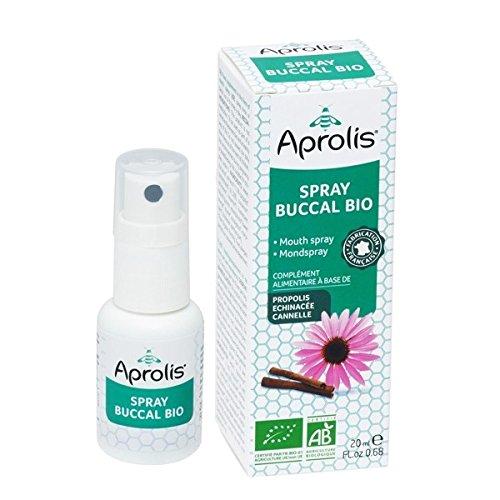Spray Buccal Bio Antibactérien - Propolis et Eucalyptus - 20ml