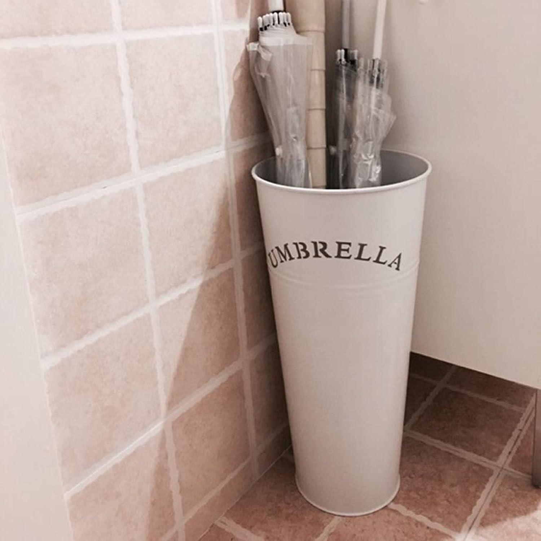 a780205c2d09 Umbrella Bucket Home European Style Simple Wrought Iron Office ...