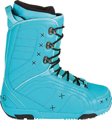 Trans Damen Boot Basic Girl, Turqouise, 39