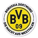 Borussia Dortmund BVB Toppa grande logo (giallo) giallo. Taglia unica