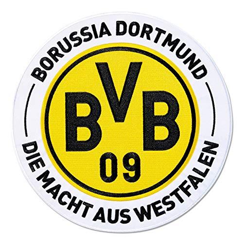 Borussia Dortmund BVB-Aufnäher großes Logo one size