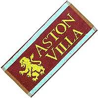 PP Aston Villa FC Cotton Bar Towel Old Style