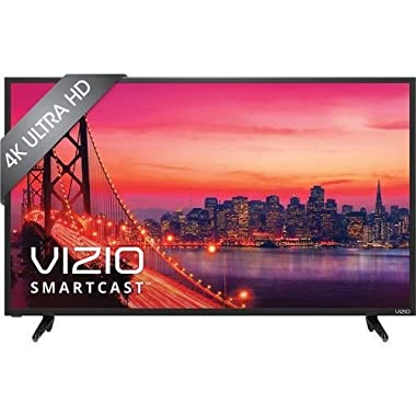 VIZIO SmartCast E-Series E55u-D2 55  4K Ultra HD 2160p 120Hz LED Smart Home Theater Display (4K x 2K), DTS Studio Sound, Built in WiFi