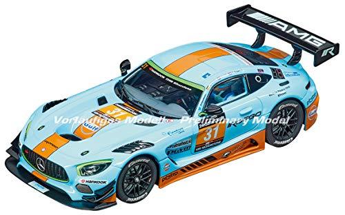"Carrera 20030870 Mercedes-AMG GT3 ""Rofgo Racing, No.31"", Silverstone 12h, Mehrfarbig"