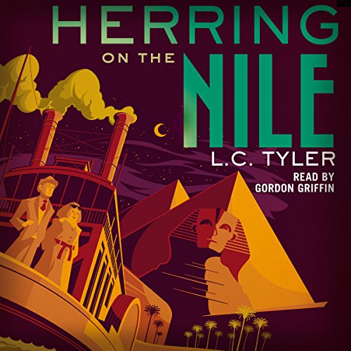 Herring on the Nile audiobook cover art