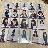 乃木坂46生写真 20枚セット