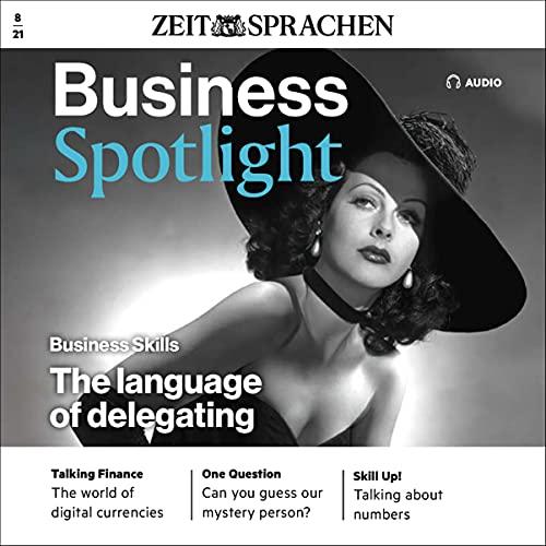 Business Spotlight Audio - Storytelling 8/2021 Titelbild