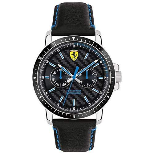 orologio multifunzione uomo Scuderia Ferrari Turbo casual cod. FER0830448