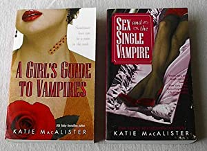 A Girl's Guide to Vampires & Sex and the Single Vampire (2-book set)