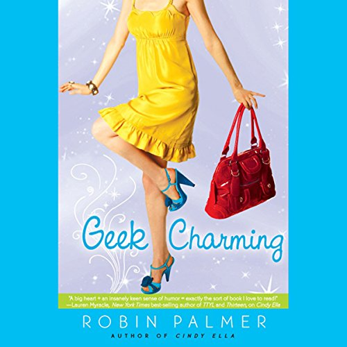 Geek Charming  audiobook cover art