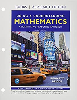 Using & Understanding Mathematics Books a la Carte edition