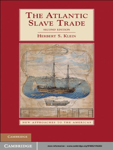 The Atlantic Slave Trade (New Approaches to the Americas) (English Edition)