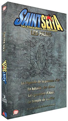 Saint Seiya-Les Chevaliers du Zodiaque-Les Films [Version Non censurée]