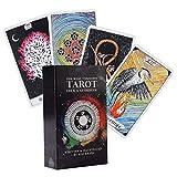 The Wild Unknown Tarot Deck 78 Cartas para Amigos Que juegan en Familia, Entretenimiento, Juego de Mesa, Tarjetas de Regalo
