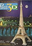 Puzz 3D Eiffel Tower 703 Pieces