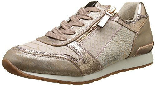 TOM TAILOR Damen 2794105 Sneaker, Pink (Rose-Gold), 38 EU