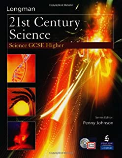 Science for 21st Century GCSE Single Science Higher Student Book & ActiveBook CD