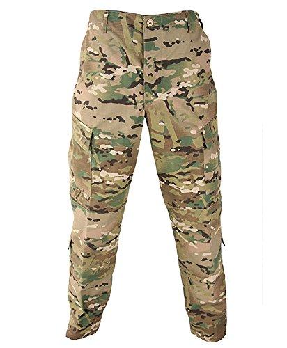 Propper Men's ACU Trouser, MultiCam, Small Long