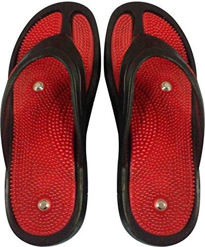 HIYA TM Unisex Acupressure Slippers