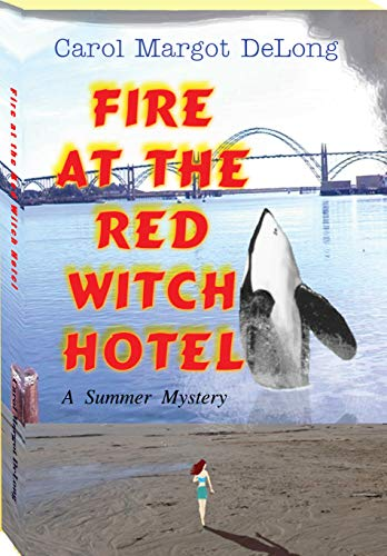Fire at the Red Witch Hotel: A Summer Mystery (English Edition)