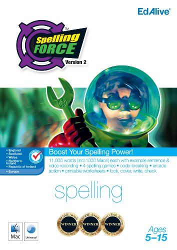 Spelling Force [import anglais]