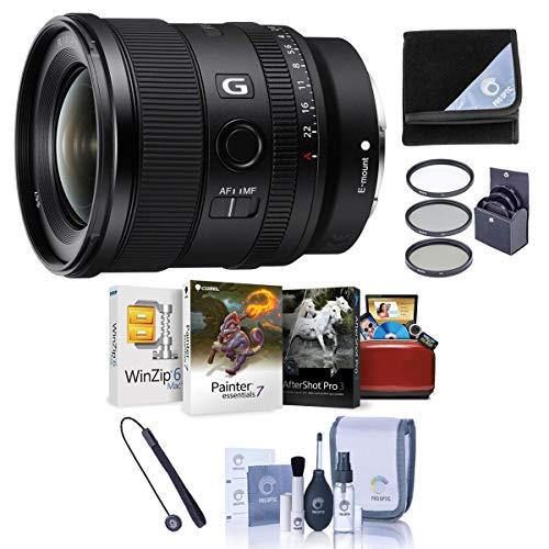 Sony FE 20mm f/1.8 G Full Frame E-Mount Lens...