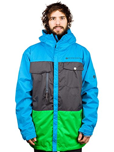 686 Herren Snowboard Jacke Smarty Comand Jacket