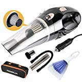 Reserwa [5th Gen] Car Vacuum 12V 106W Car Vacuum Cleaner 4500PA...
