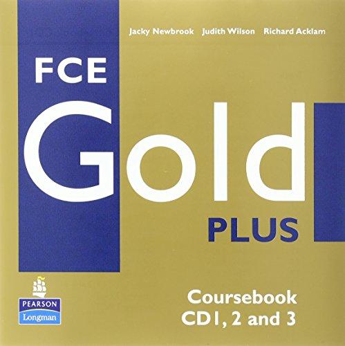 FCE Gold Plus:(CBk Class CD 1-3) :Gold