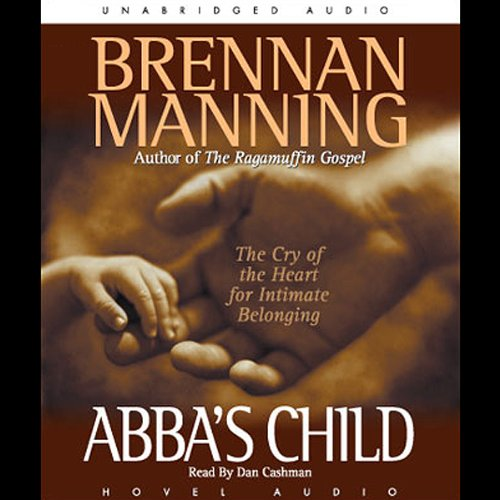 Abba's Child audiobook cover art