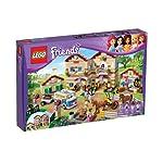 LEGO Friends - El Campamento de Equitaci...