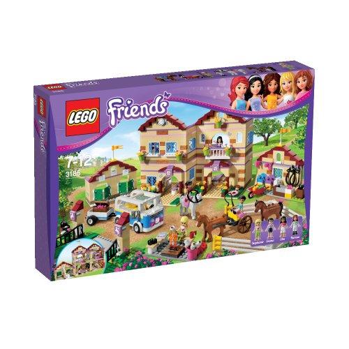 Lego 3185 - Friends: Großer Reiterhof