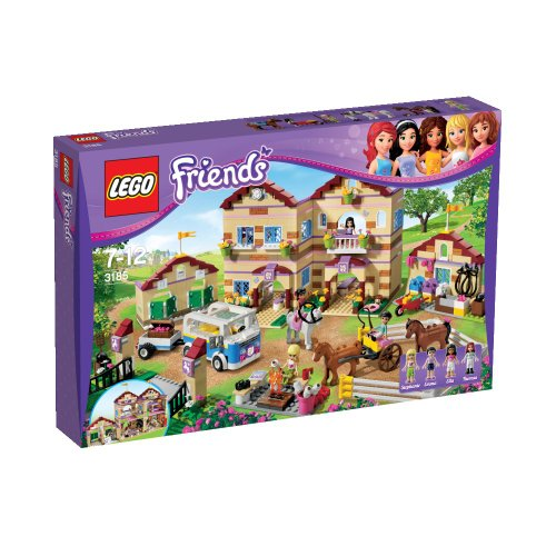 LEGO Friends 3185: Summer Riding Camp